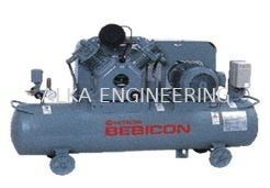 Bebicon Oil Flooded Piston Air Compressor