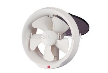 KDK 20WUD (15cm/6″) Glass Mount Exhaust Fan