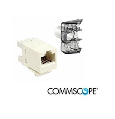 Commscope Cat6 Modular Jack, UTP Cat6 Commscope AMP ELV CABLE / ICT CABLE