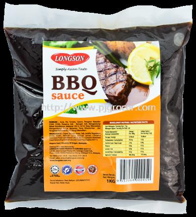 Longson BBQ Sauce 1kg