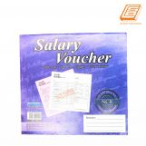 SW - NCR Salary Voucher 2ply - 2 x 25s , 190mm x 178mm -(0753)