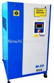 EuroScrew Air Compressor (Blue Line)