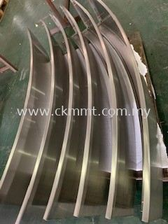 Curve Conveyor Cladding