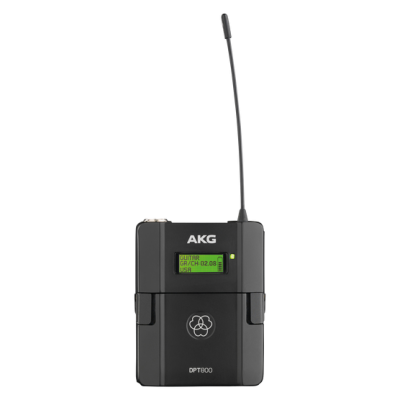 AKG DPT800 Reference digital wireless body pack transmitter