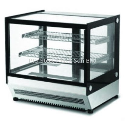 RECTANGULAR DISPLAY COOLER-TABLE TOP (2.5ft)