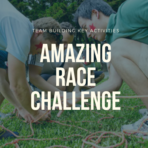 Amazing Race Team Building Activities In Malaysia 2019 Team Building