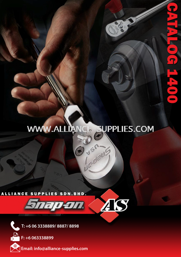 SNAP-ON CAT 1400