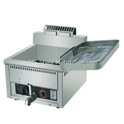 GAS FRYER TABLE TOP 17L