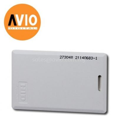 DHC001 HID Compatible card ( Thick )