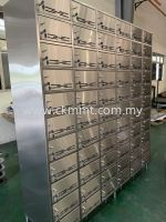 CLEAN ROOM S/S CABINET