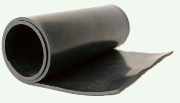 NEOPRENE RUBBER SHEET SIZE : 20MM THK x 1200MM x 5000MM