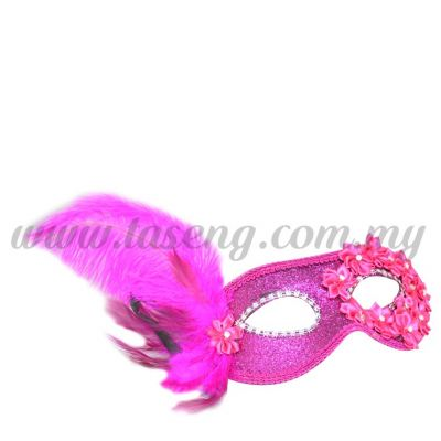 Pattern Mask Flower - Magenta (MK-PM3-MA)