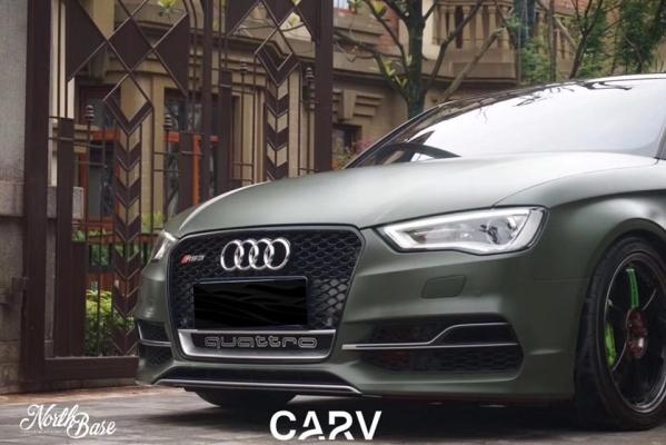 CARV 2406 - Ceramic Metal Army Green