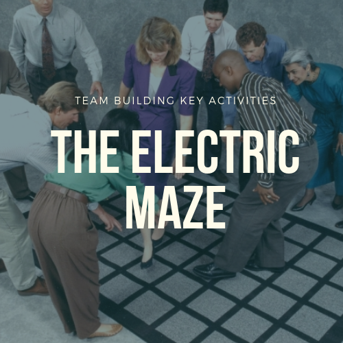 The Electric Maze Team Building Activities In Malaysia 2019 Team Building