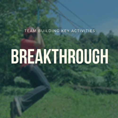 Breakthrough Adventure In Malaysia 2019 Team Building