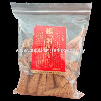祈福 . 煙供藥供塔香(E0012)