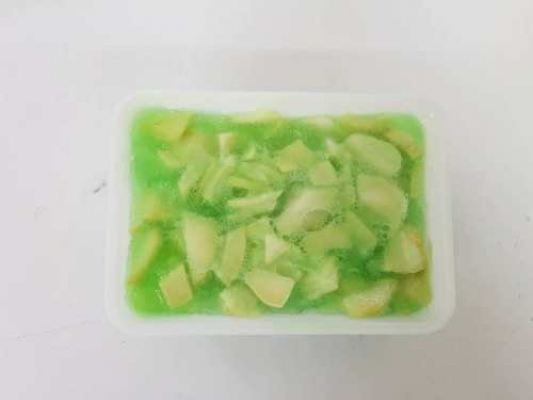 Green Guava Puree (Frozen)