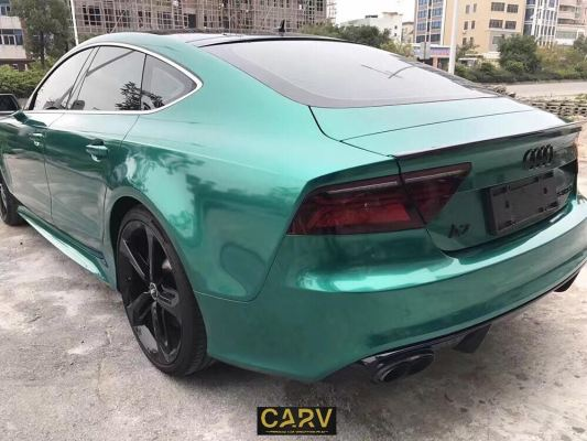 CARV1809 - Super Glossy Metallic Emerald
