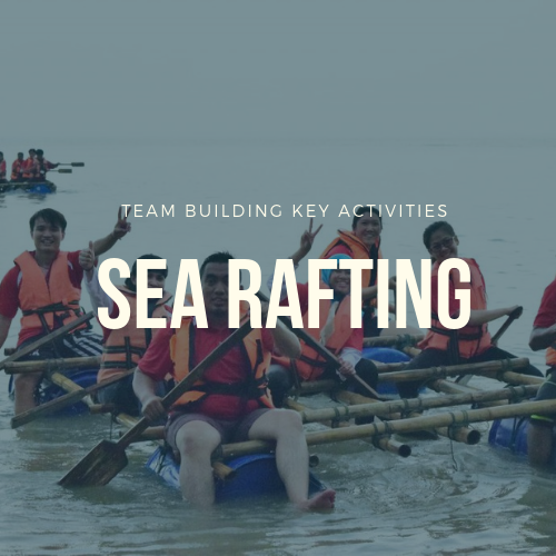 Sea Rafting Adventure In Malaysia 2019 Team Building