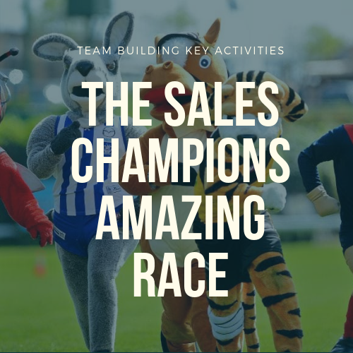 The Sales Champions Amazing Race Team Building Activities In Malaysia 2019 Team Building