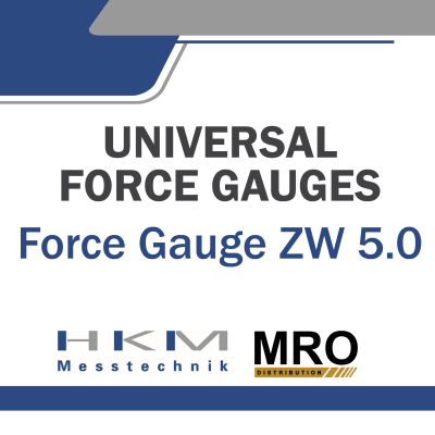 Force Gauge ZW 5.0
