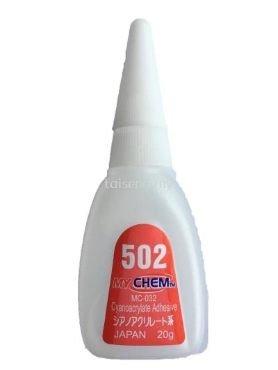 Mychem 502 Super Glue