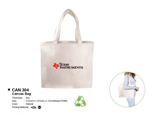 CAN304 Canvas Bag