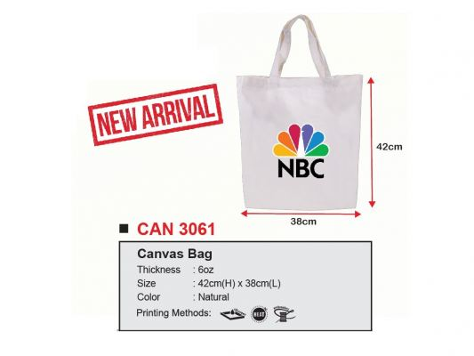 CAN3061 Canvas Bag