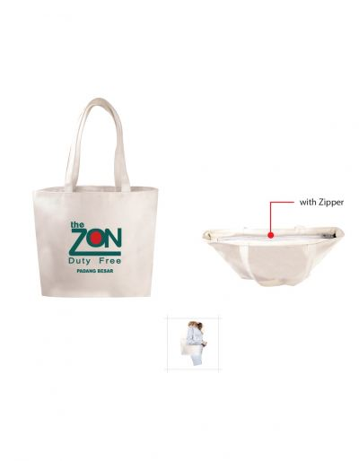 CAN308 Canvas Tote Bag