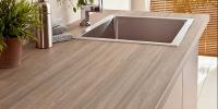 Worktop - Granite / Quartz Stone / Solid Surface / High Pressure Laminate (HPL) Kitchen Cabinet