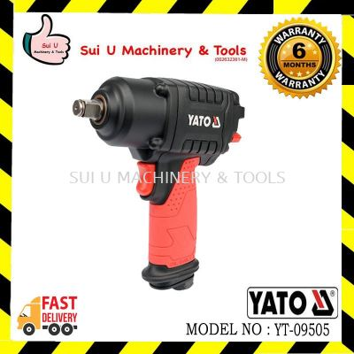 Yato YT-09505 Two Hammer Air Impact Wrench 1/2""