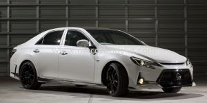 TOYOTA MARK X 2012 GS SPEC BODYKIT