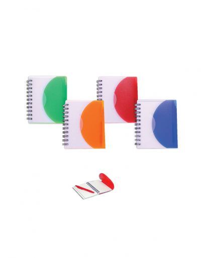 NB104 Notebook With Pen Pocket Size