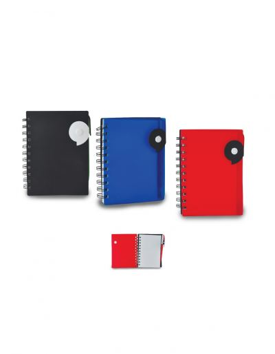 NB1272 Notebook With Pen