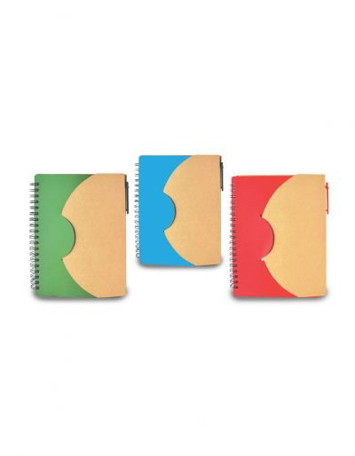 ENB1203 Eco Notebook With Pen