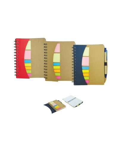 ENB7130 Eco Notebook With Pen