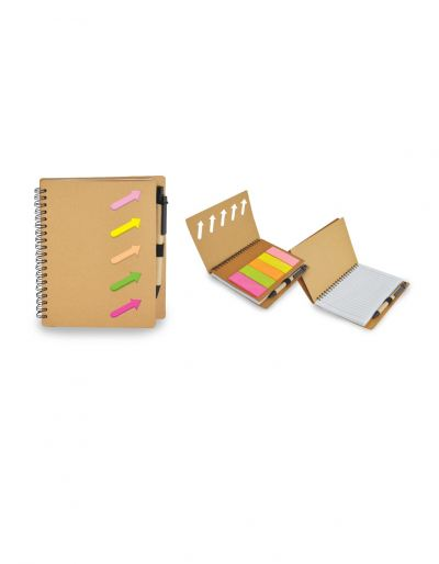 ENB904 Eco Notebook With Pen