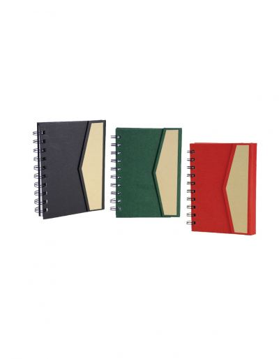 ENB8020 Eco Notebook With Pen