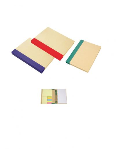 ENB6335 Eco Notebook With Pen