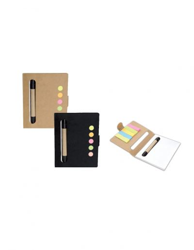 ENB3302 Eco Notebook With Pen