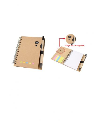 ENB3129 Eco Notebook With Pen