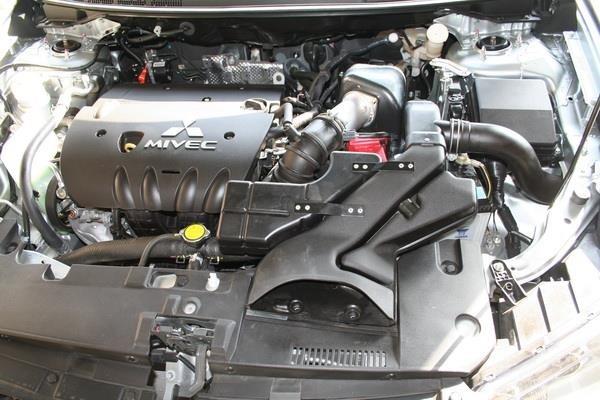Simota Aero Form Air Intake Kit - Mitsubishi Lancer GT / Proton Inspira 2.0
