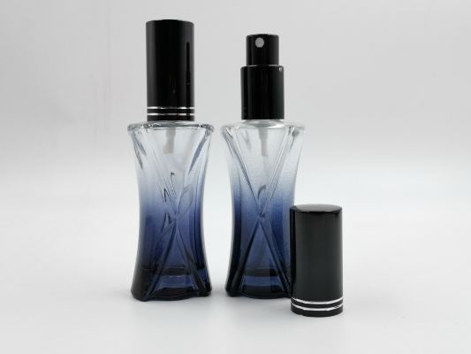 PERFUME BOTTLE (30ML) GRADUAL COLORED