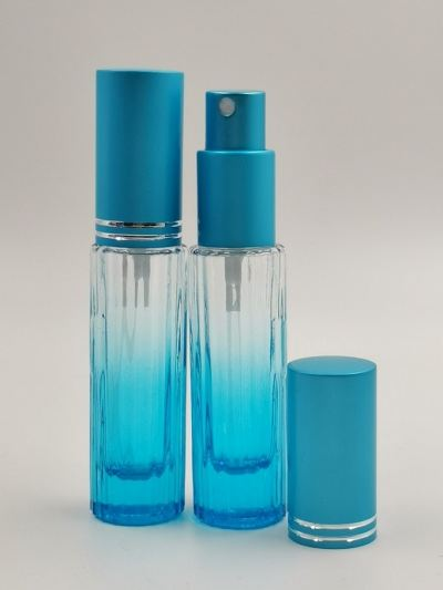 PERFUME BOTTLE (17ML) GRADUAL COLORED