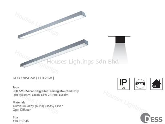 DESS GLXY3285S SV LED IP20