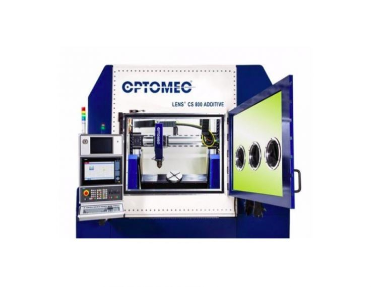 Optomec Partners with Select Additive Technologies
