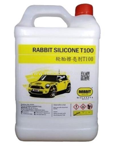 RABBIT SILICONE T100