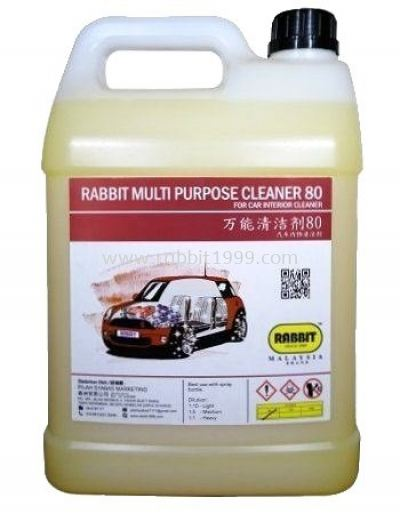 RABBIT MULTI PURPOSE CLEANER 80