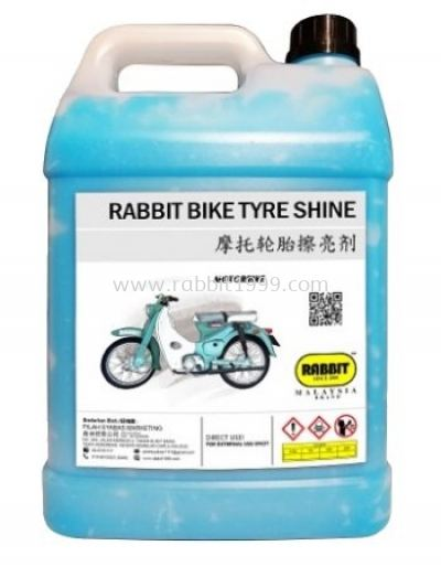 RABBIT BIKE TYRE SHINE