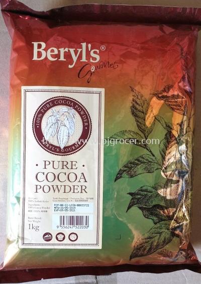 Beryl's Pure Cocoa Powder (BR-11) 1kg